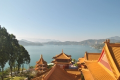 Syuentzang Temple sun moon lake