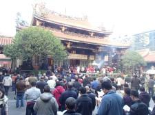Templo Longshan Taipei
