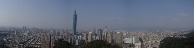 Panoramica Taipei