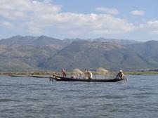 pescadores Lago Inle
