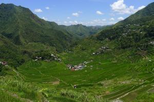 vista terrazas batad filipinas
